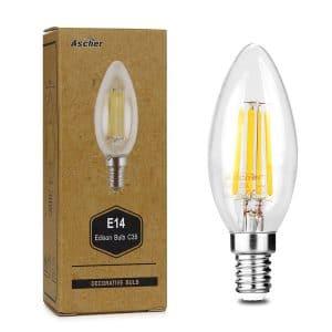 ascher ampoule filament led