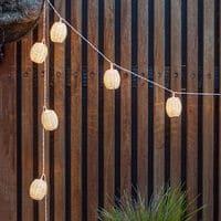Guirlande Lumineuse LED Solaire