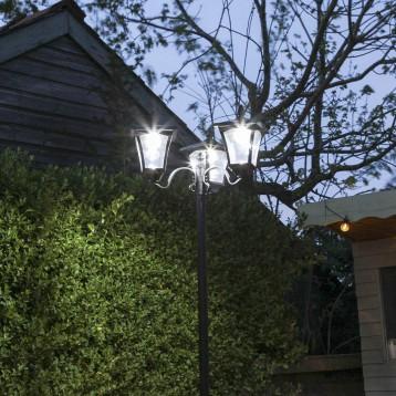 Quelle ampoule LED choisir pour un éclairage extérieur?